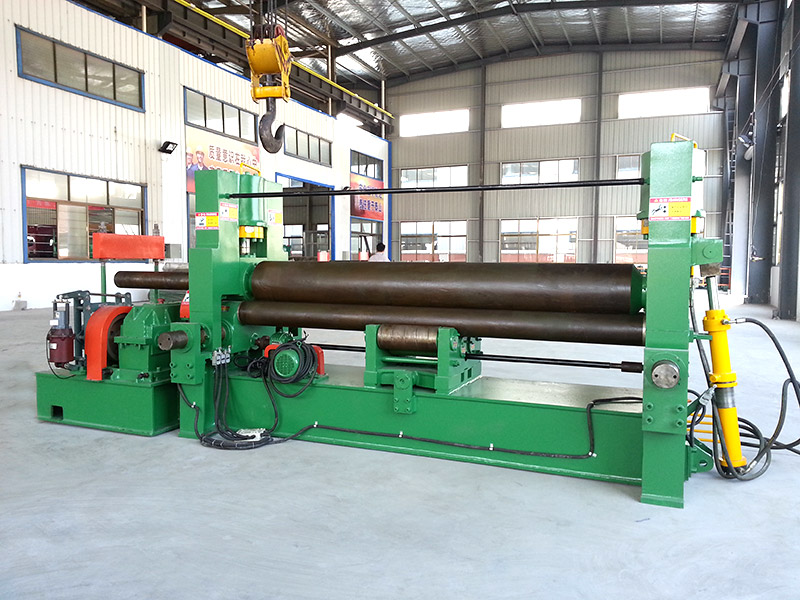 W11S Upper Roll Universal Bending Machine
